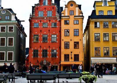 Old City Stockholm