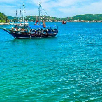 Boat Trip in Buzios