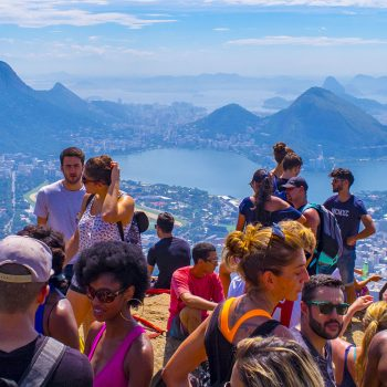 Two Brothers Mountain (Dois Irmãos) Hike