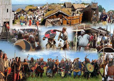 viking reenactments