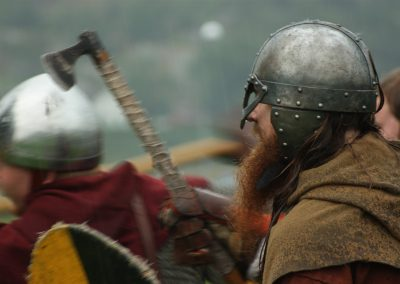 vikings up close