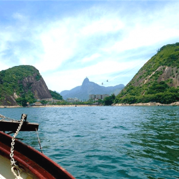 Guided boat trip Guanabara Bay