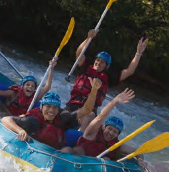 Rafting in Bùzios