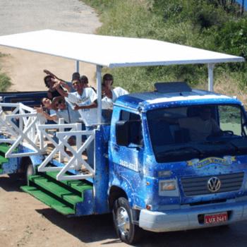 Trolley tour in Bùzios