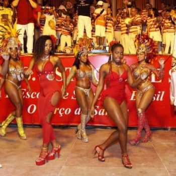 Learn to samba at a Carnaval School