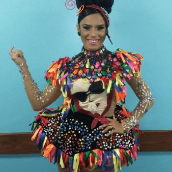 Jeane Pernambuco – Frevo