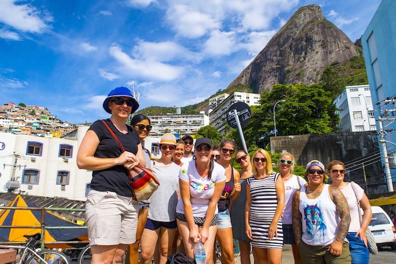 Rio De Janeiro Hiking