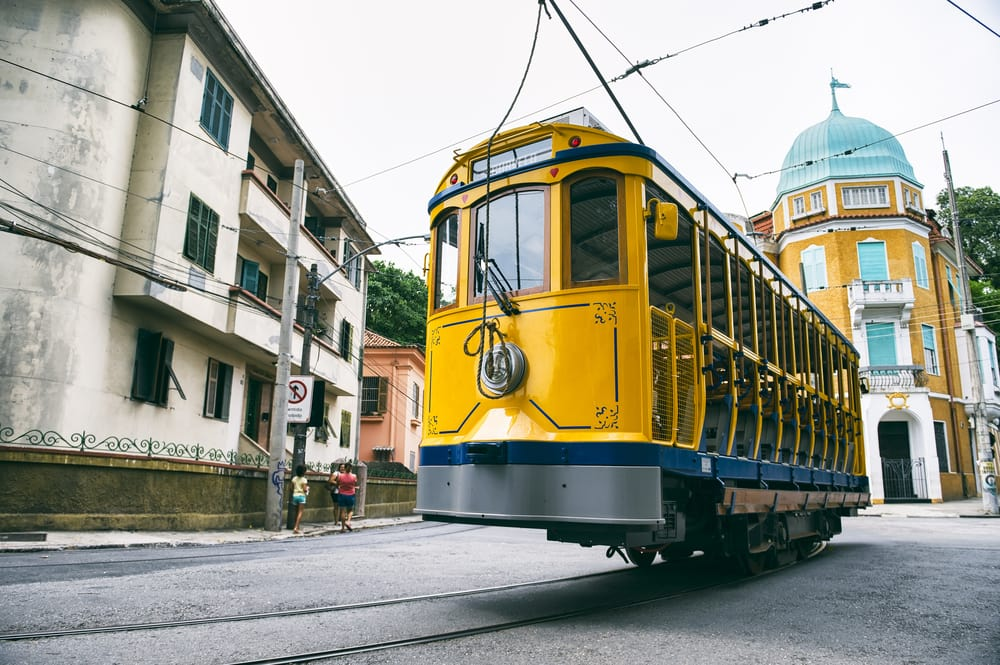 How to get around in Rio