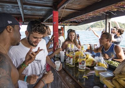 rio boat trip