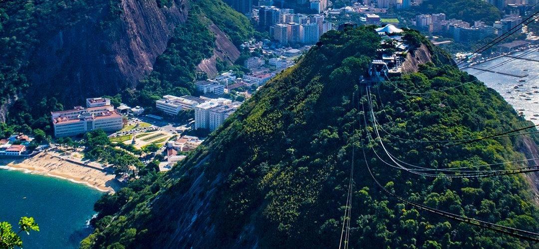 Hiking Morro da Urca