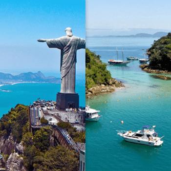 Transfer from Rio de Janeiro to Ilha Grande