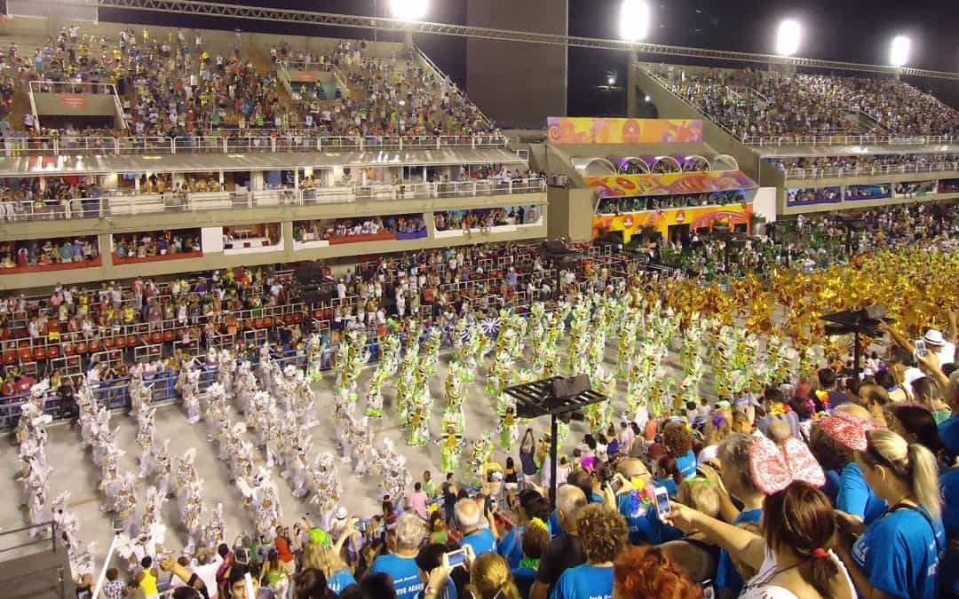 Rio Carnival Sambadrome Seating Explained