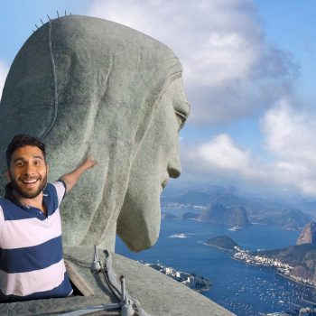 How to get up to Christ the Redeemer Statue