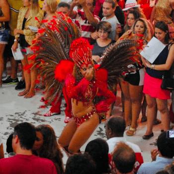 Salgueiro samba school – 5:30 hrs – Public Tour