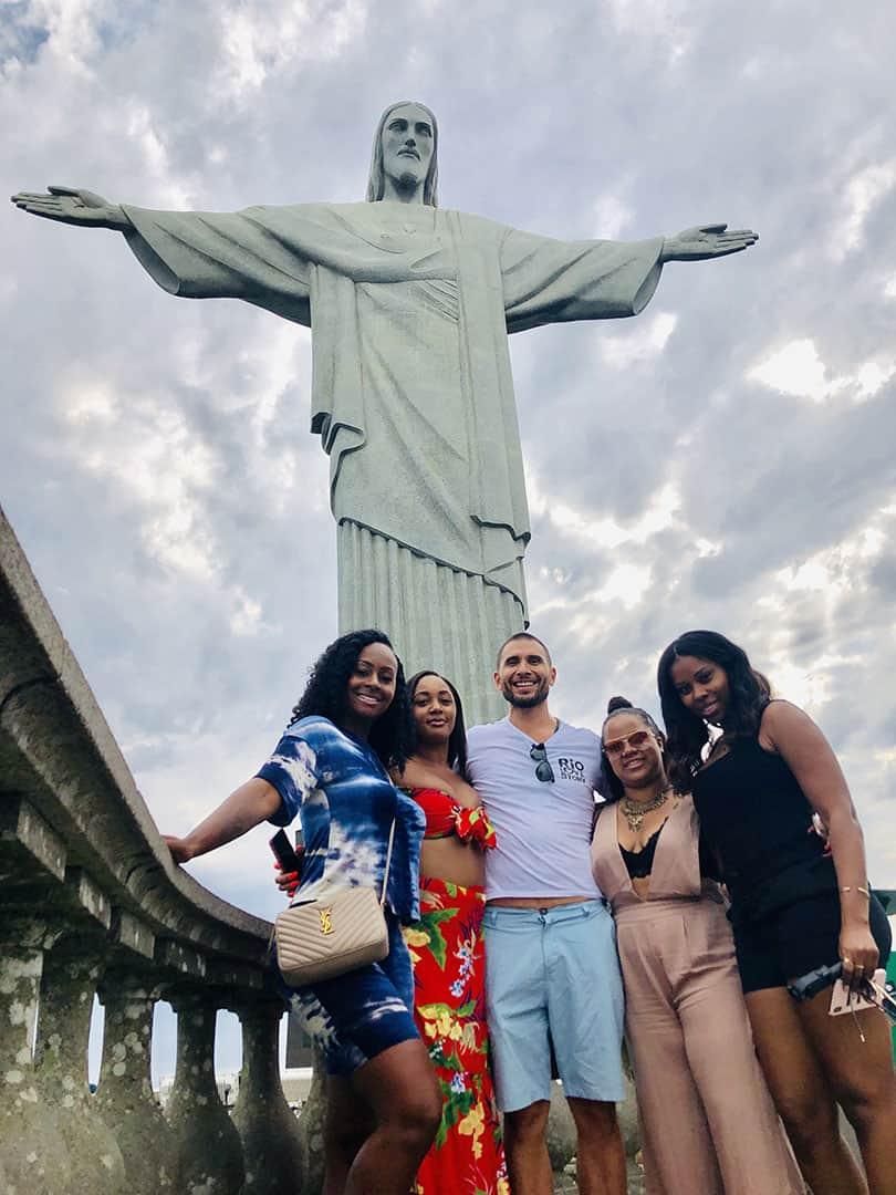 Christ Statue Rio de Janeiro