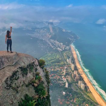 Pedra da Gávea Hike – 7 hrs – private tour