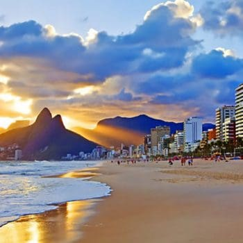 Hotel Ipanema + Big Five Rio Tour Package