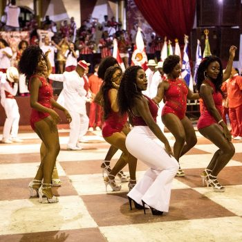 Learn to Samba at Estácio de Sá Carnival School – Fridays – 3 hrs