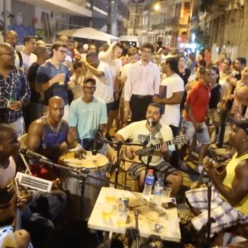 Historical Samba Party at Pedra do Sal – 4:30 hrs – Public Tour