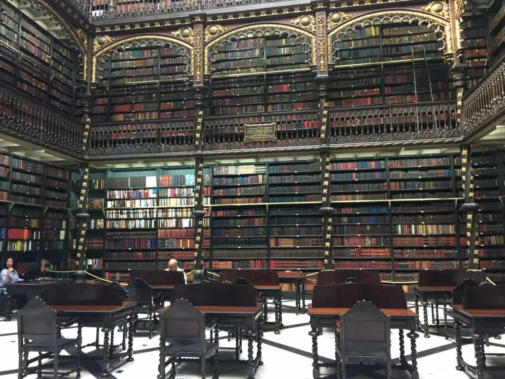 The Royal Portuguese Cabinet of Reading