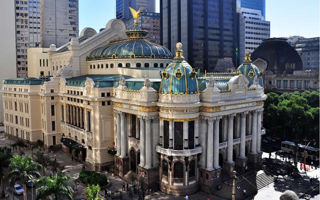 historical city tour in rio