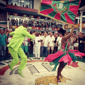 Mangueira Carnaval Experience – Mondays
