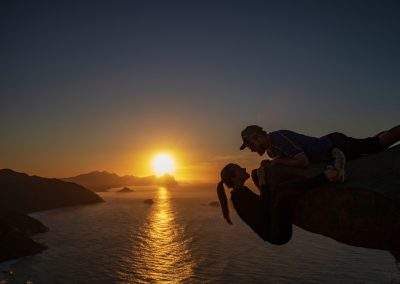 pedra do telegrafo sunrise tour