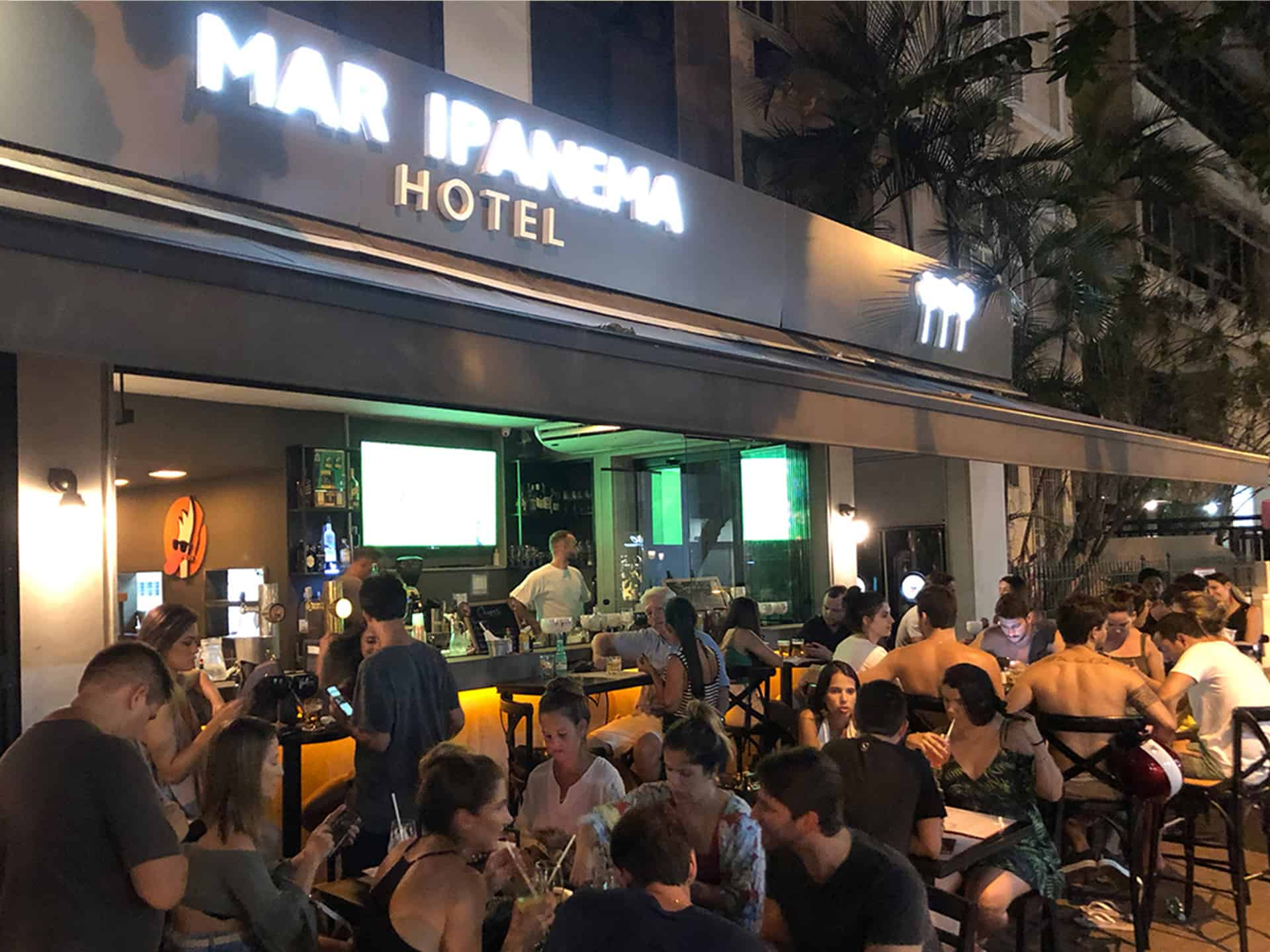 restaurant mar ipanema
