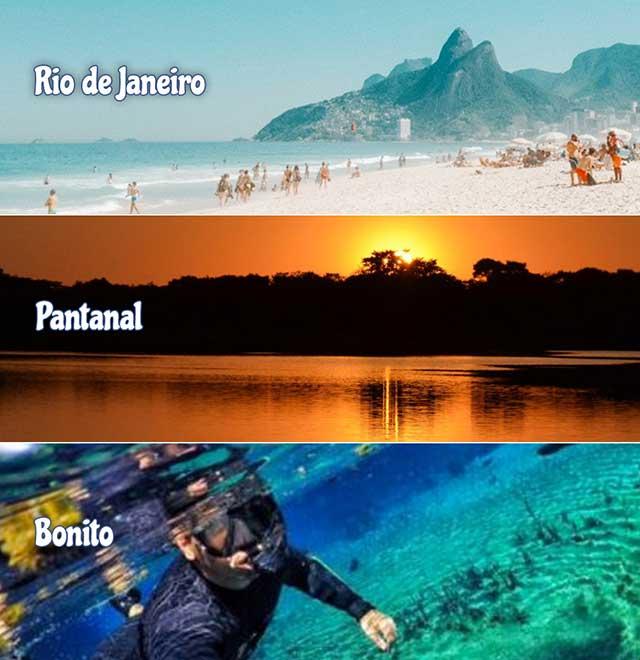 3 Ecosystems Brazil Program / Avoid Crowds / By Rio Love Story